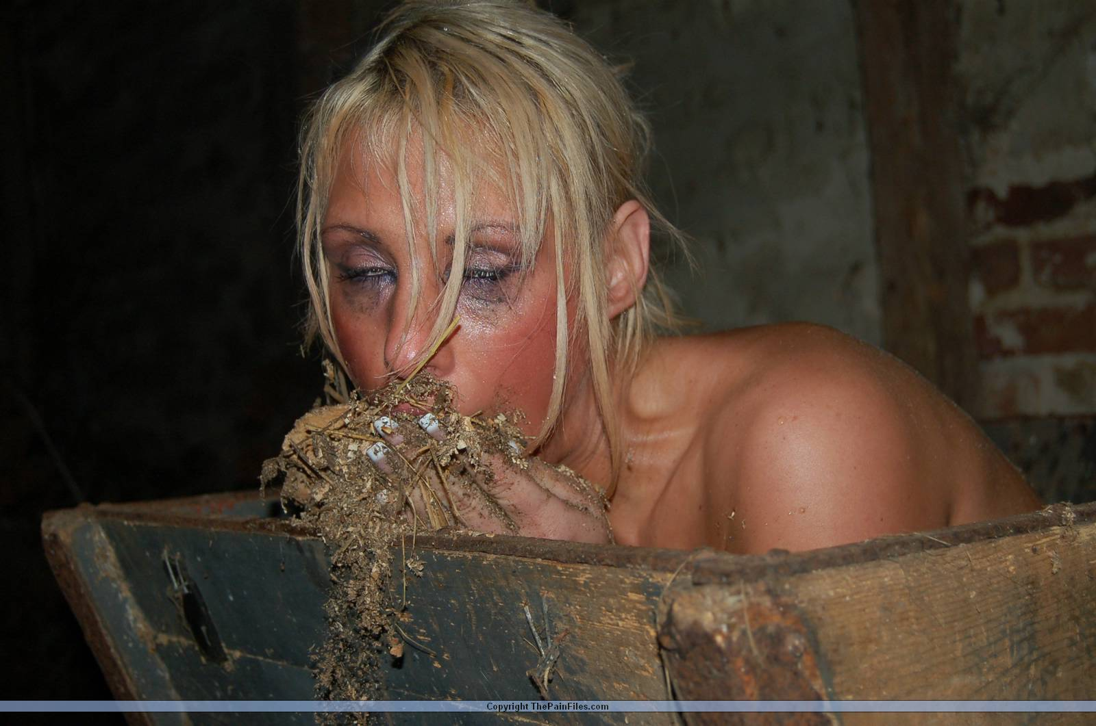 asian bald pussy massage video